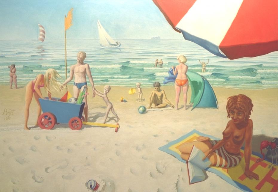"""""""Het Strand"""", 1997"""