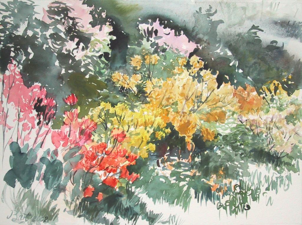 """""""Azalea's op de Duno III"""", 2002"""