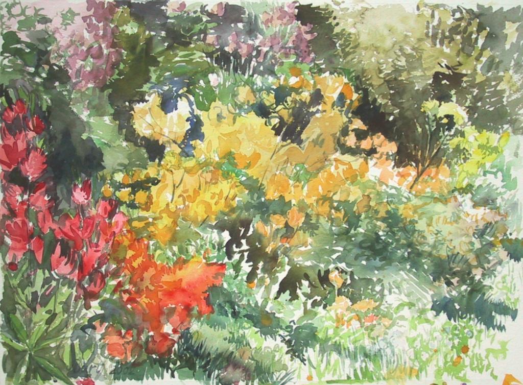 """""""Azalea's op de Duno IV"""", 2002"""