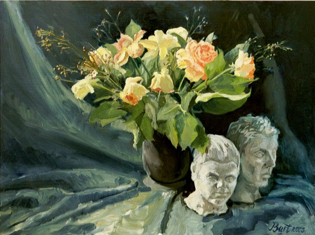 """""""Liefdesboeket"""", 2003"""