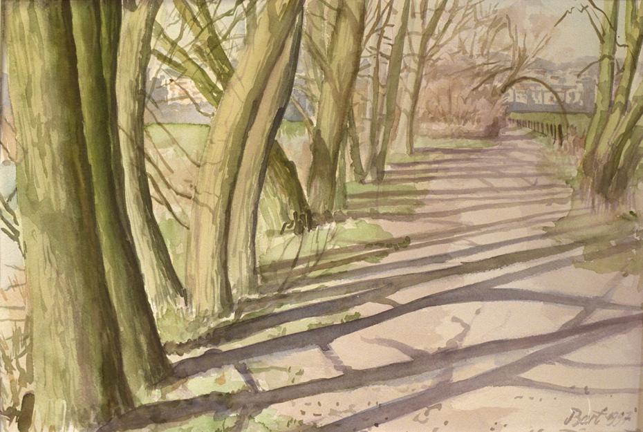 """Weg in Meinerswijk"", 1997"