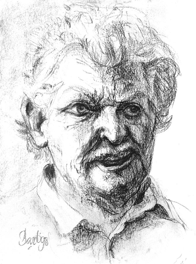 """""""Portret van mijn vader"""", 1998"""