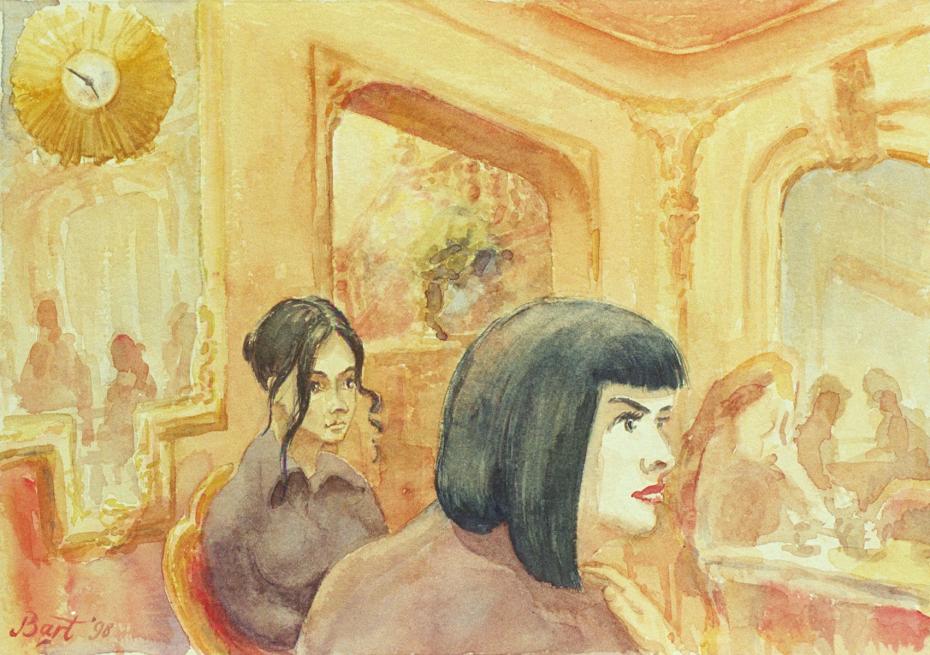 """""""Angelina"""", 1998"""