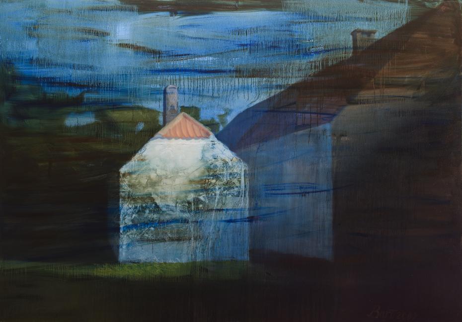 """""""Huisje bij Wassenaar"""", 2007"""