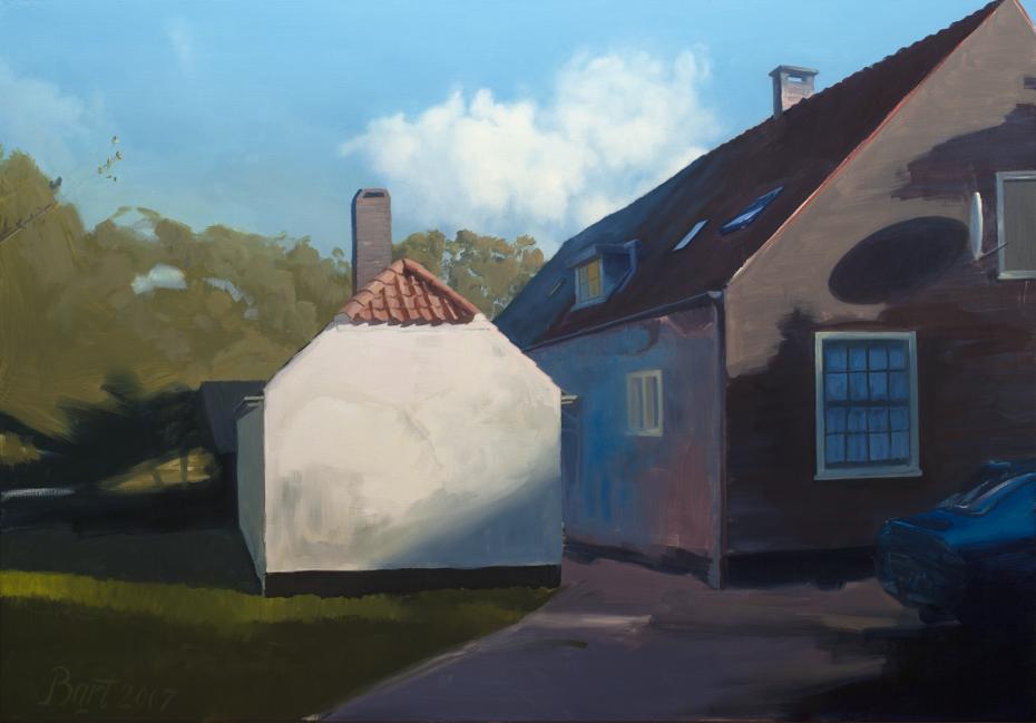 """""""Huisje bij Wassenaar II"""", 2007"""