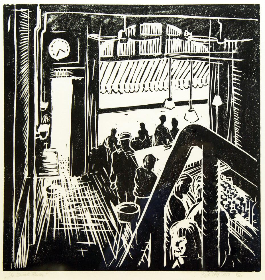 """""""De Zwarte Ruiter"""", 1989"""